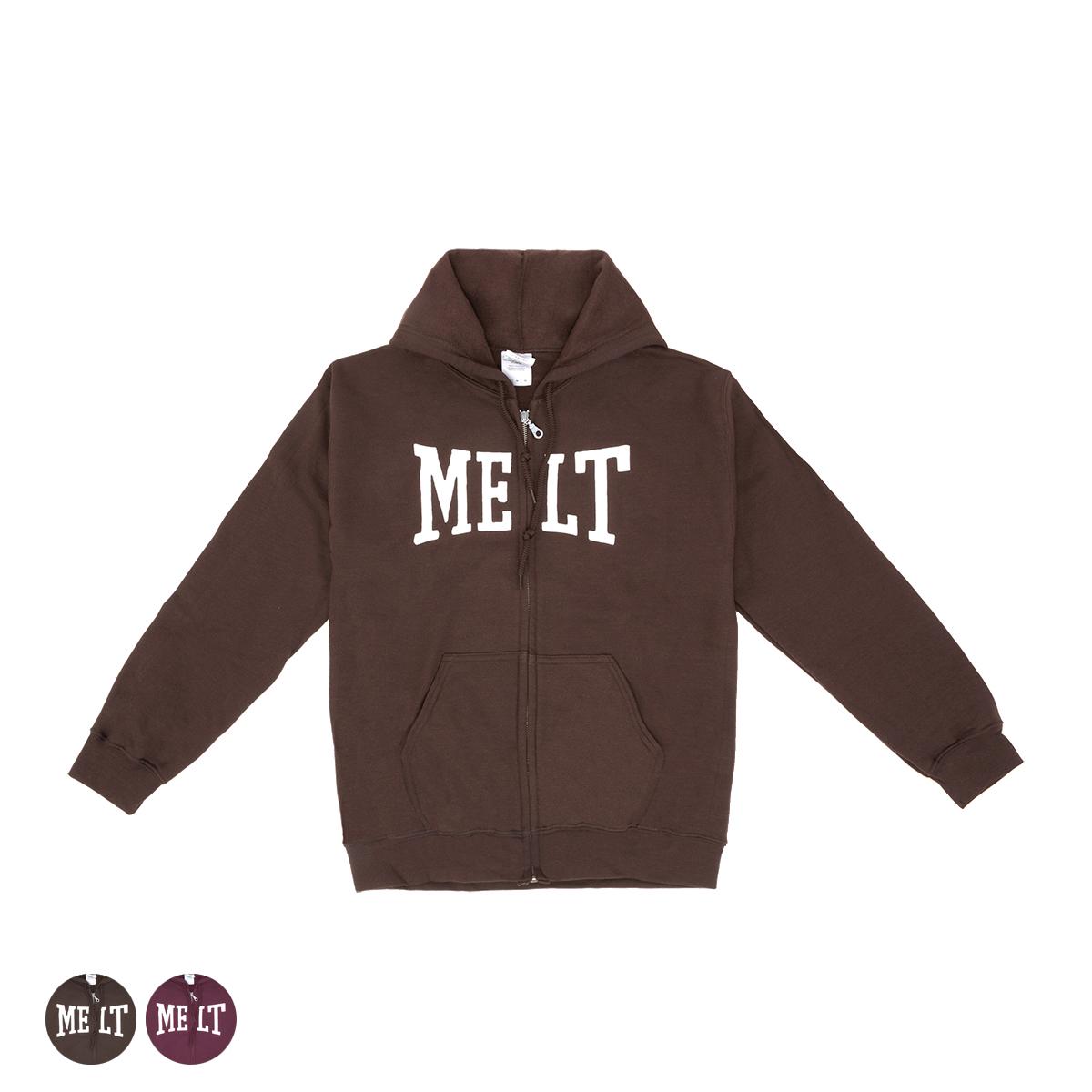 MELT Zip Hoodie