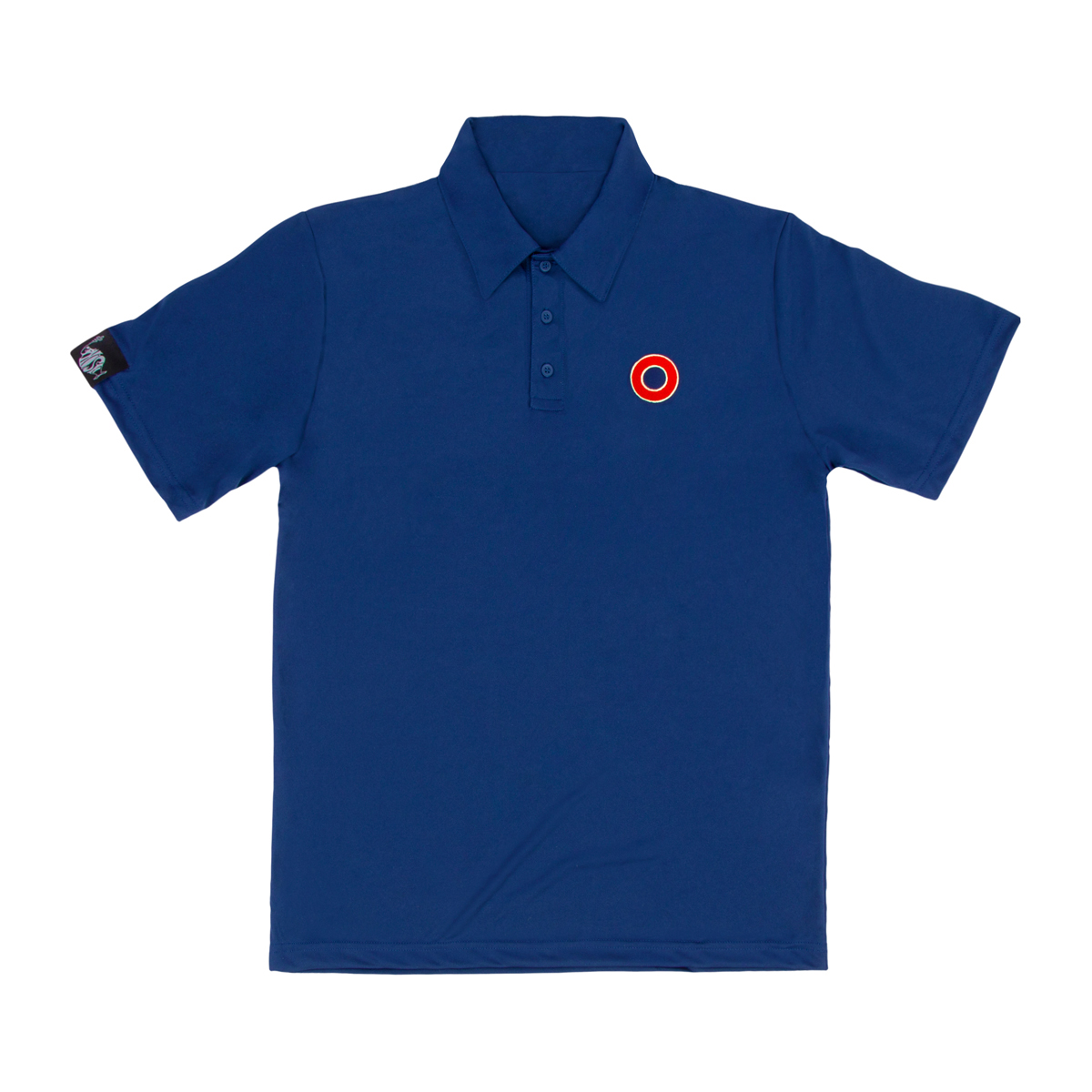 Donut Dry-Wicking Polo Shirt