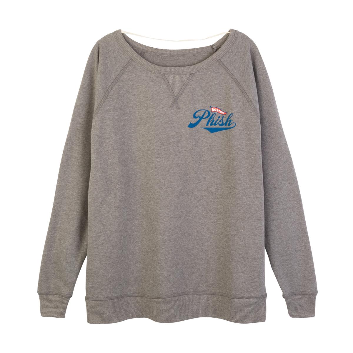Women's Lil' 6-Pack Dude Vintage Sweatshirt on Gunmetal