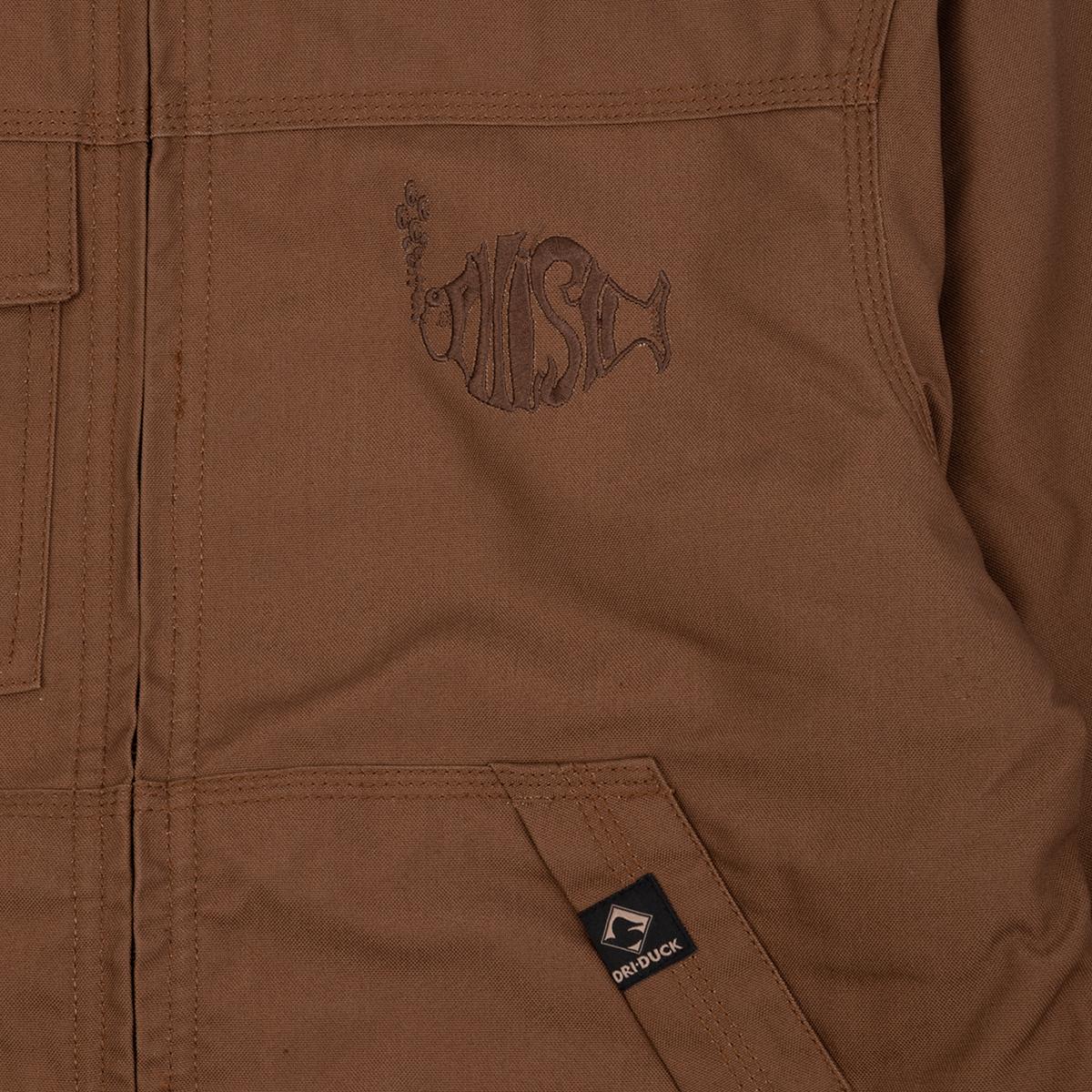 Yukon Canvas Hooded Jacket