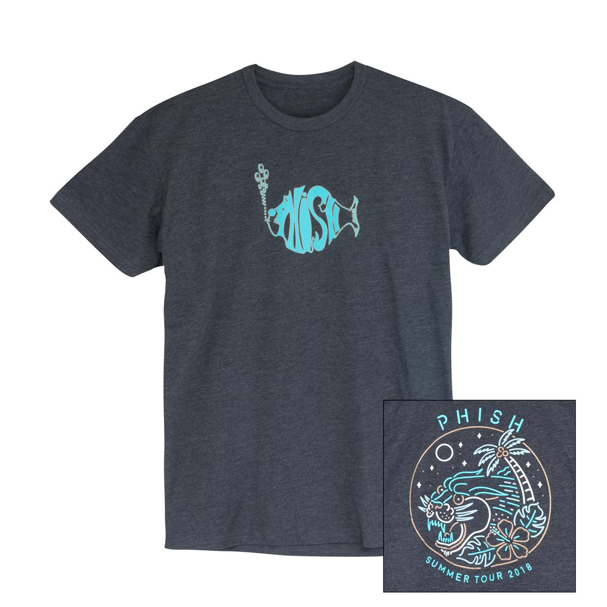 Men's Tropical Panther T-Shirt