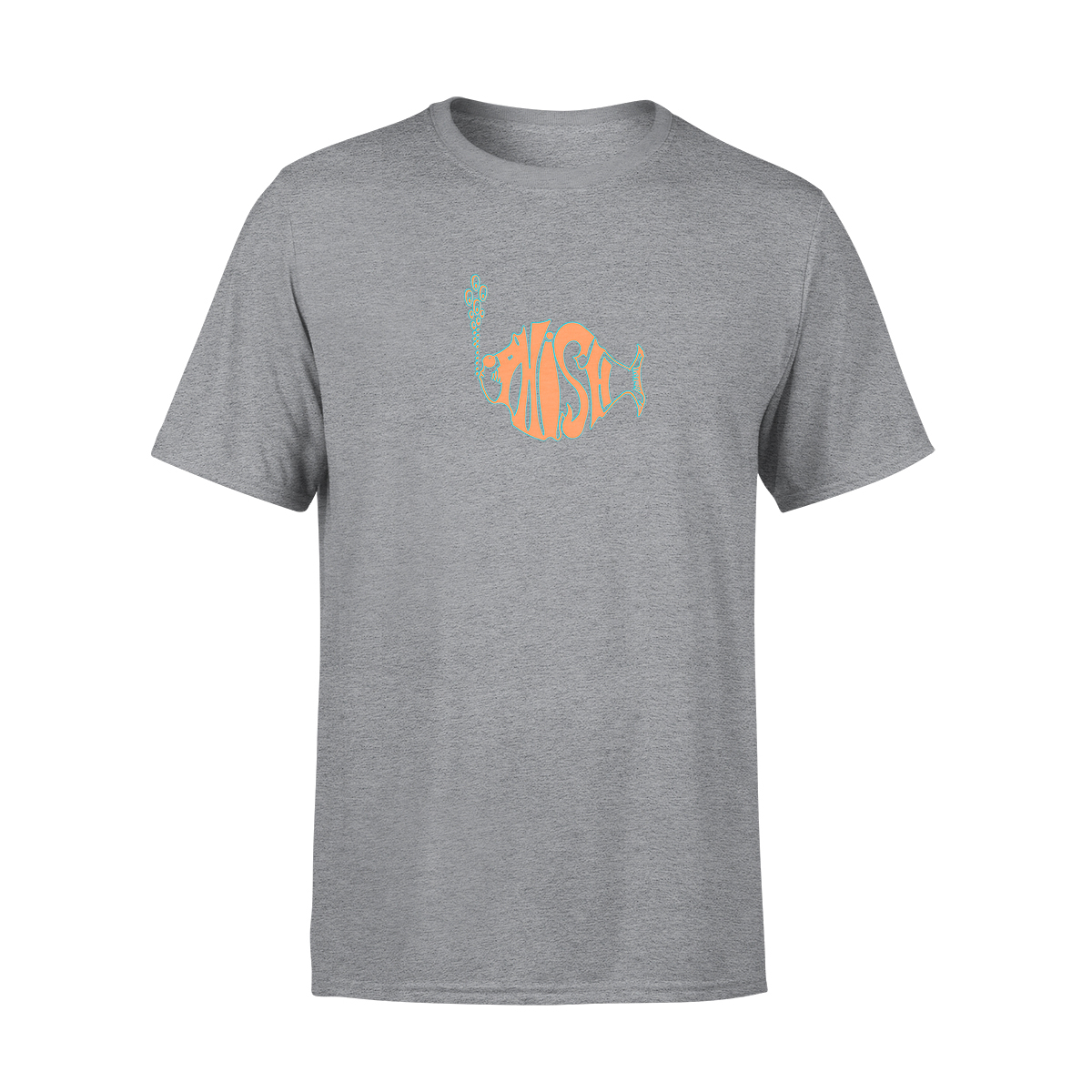 Colorado 2018 Event T on Heathered Grey