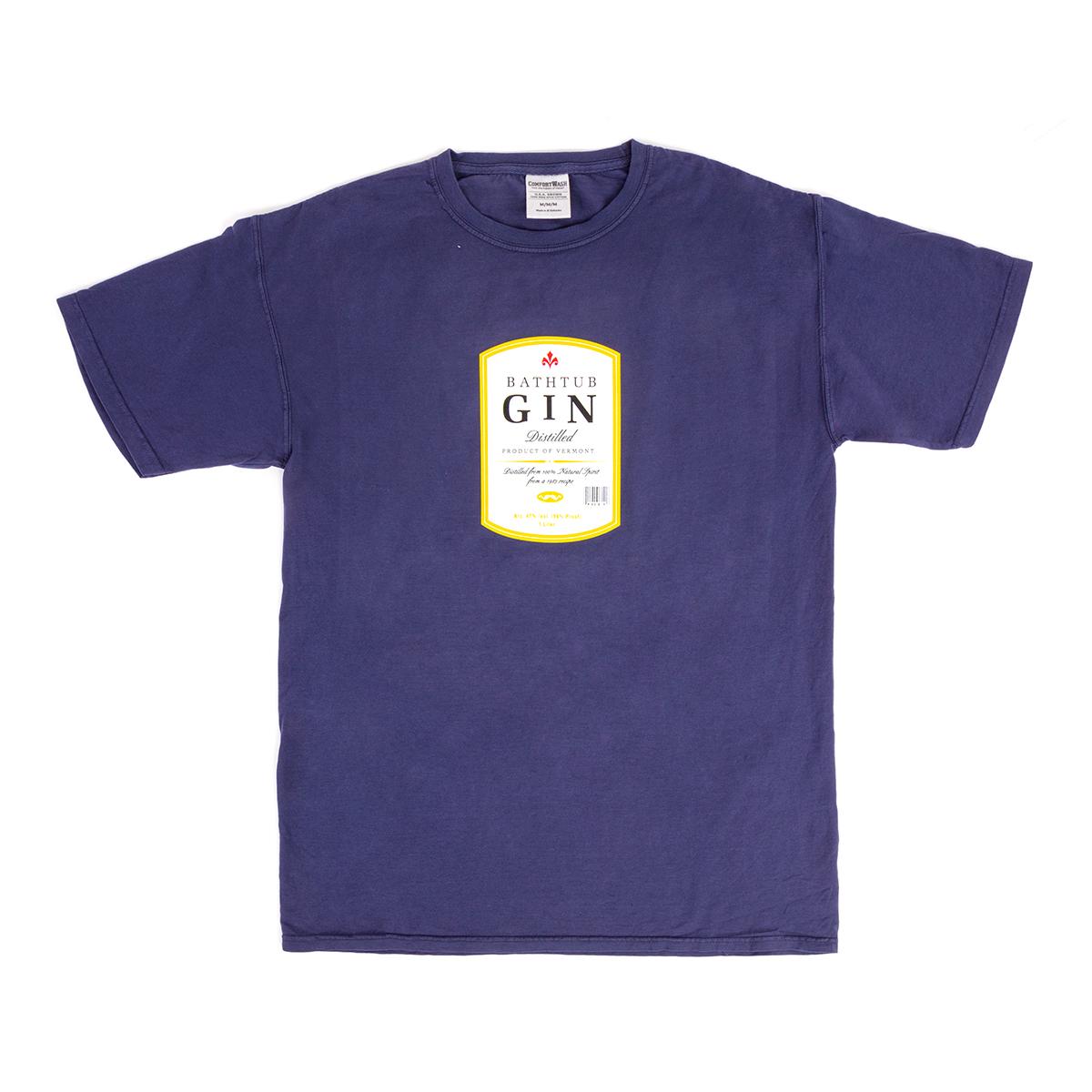 Bathtub Gin Heavyweight Tee