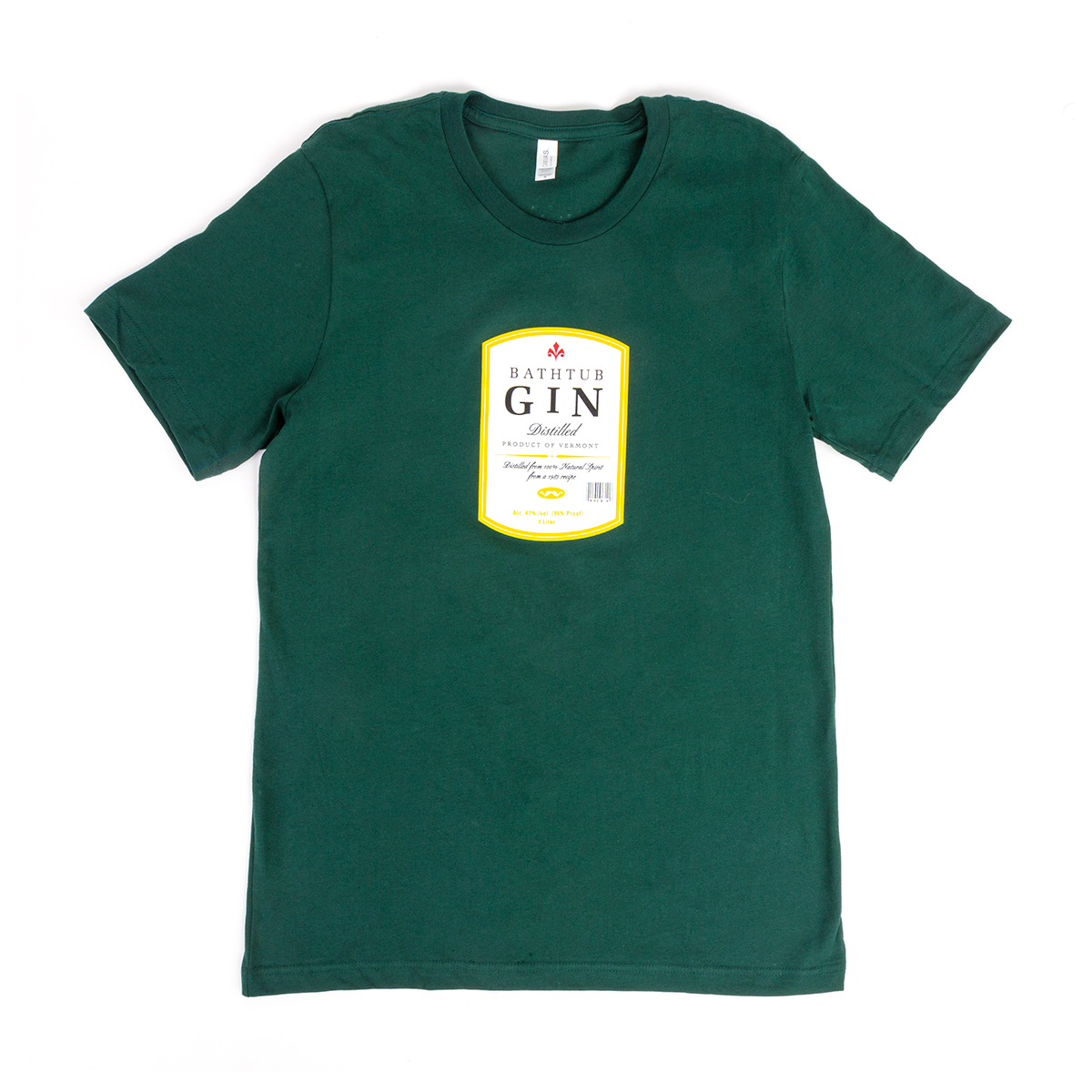 Bathtub Gin Tee