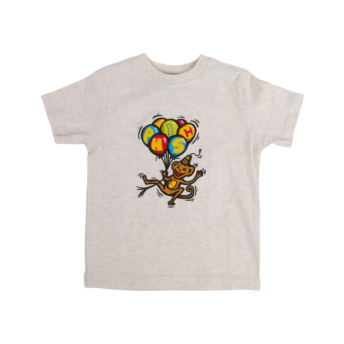 Phish Toddler Monkey T