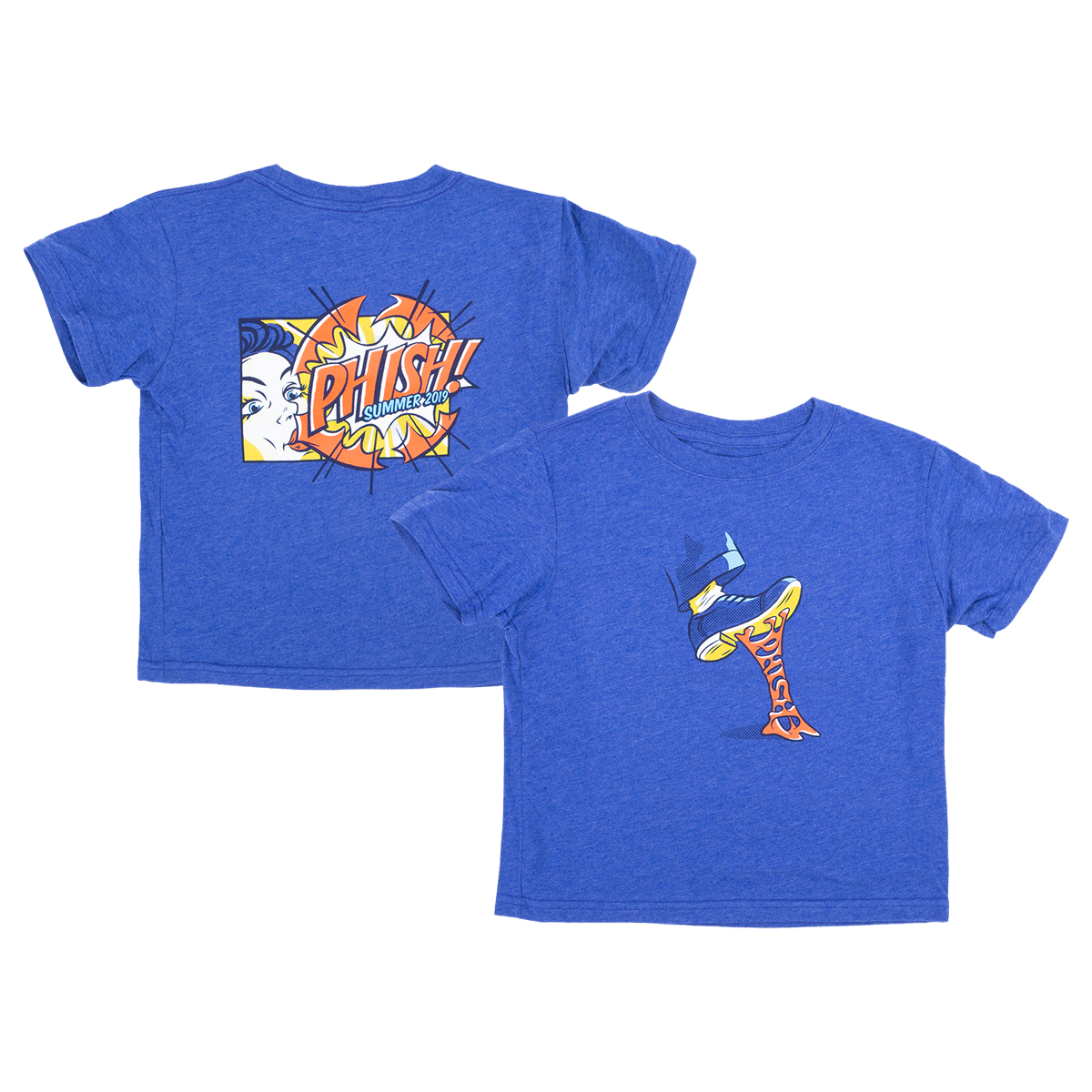 2019 Summer Tour Bubble Pop Toddler T-shirt