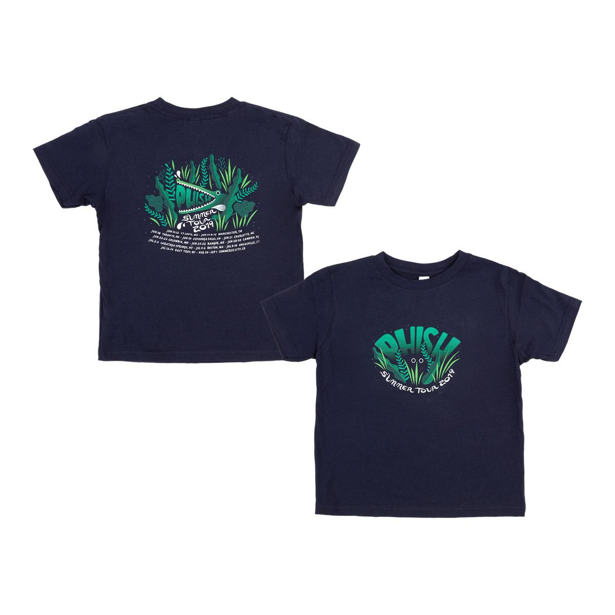 2019 Summer Tour Swampy Toddler T-shirt