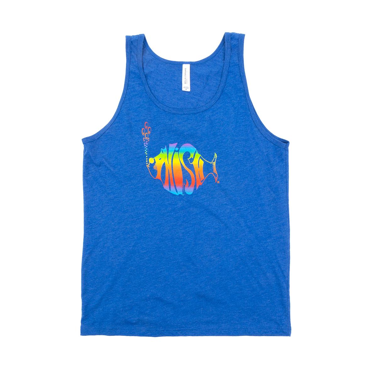 Classic Rainbow Logo Tank Top