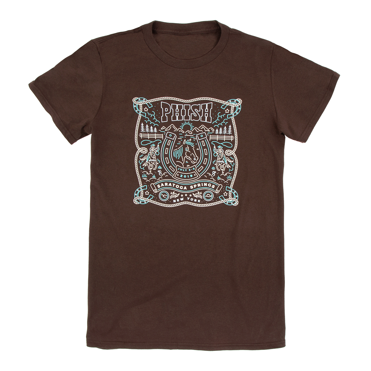 Saratoga Springs Event T-shirt