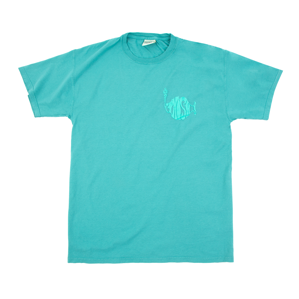 Stealth Puff Logo Colorwash T