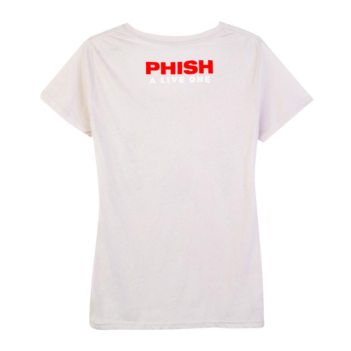 Women's 3X Fishman Scoop Neck T-Shirt