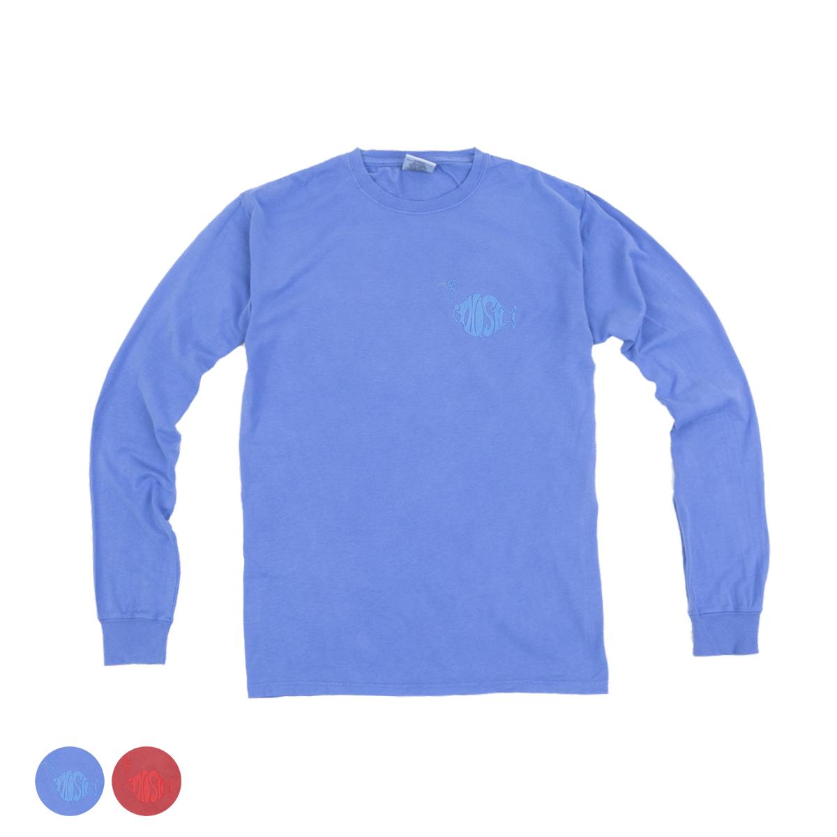 Stealth Puff Logo Colorwash Longsleeve T
