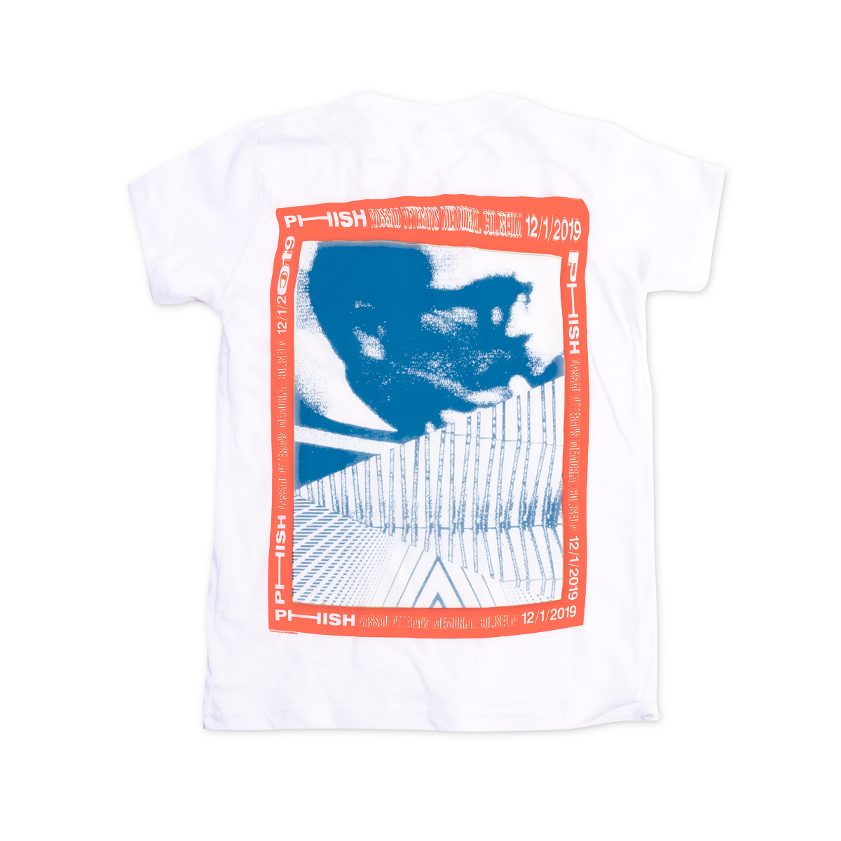 Youth Uniondale Fall Tour Tee on White