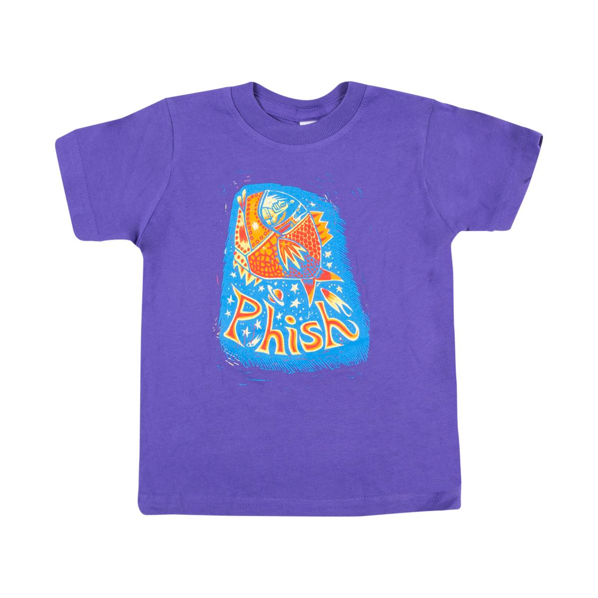 Pollock Rocket Toddler T