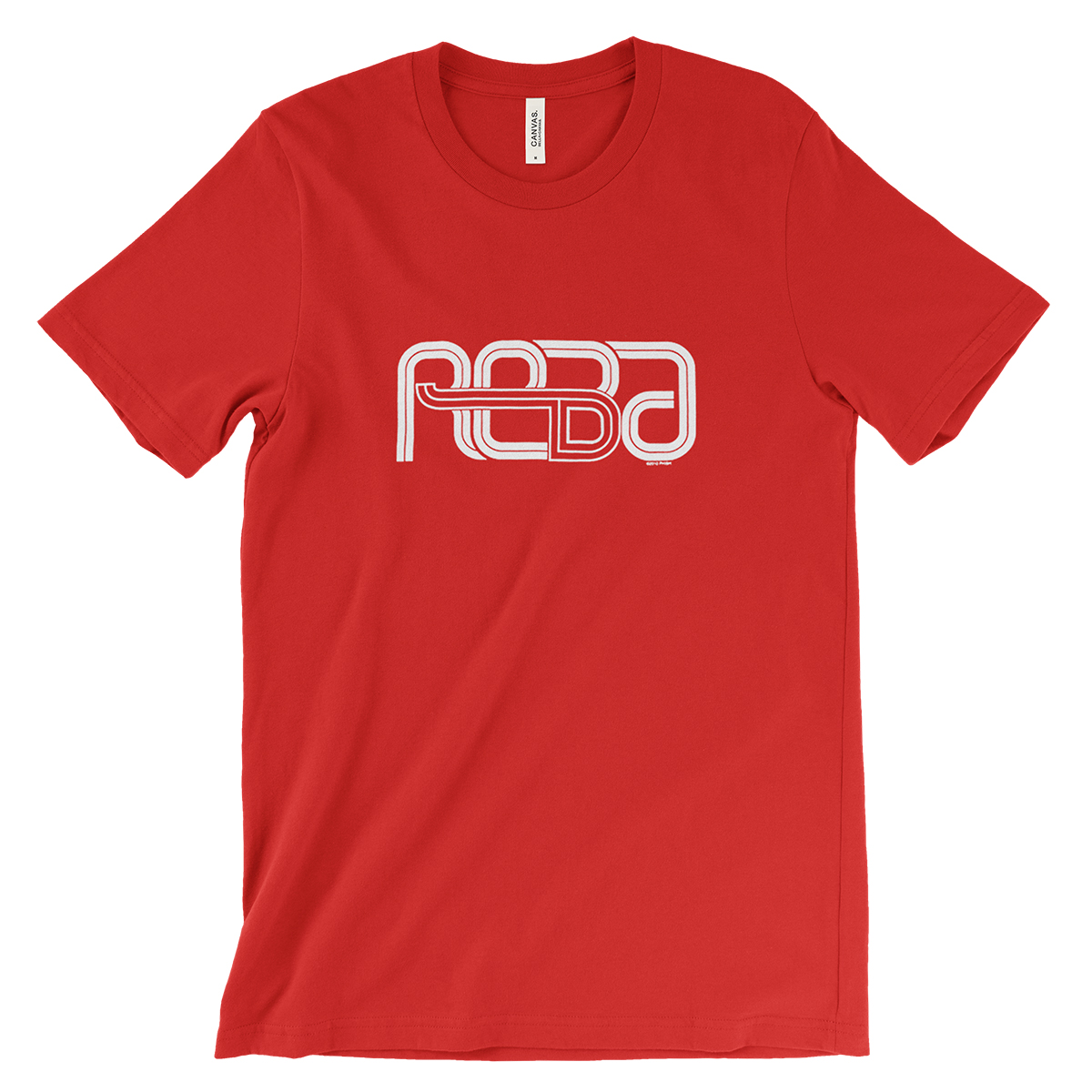 Reba on Red T