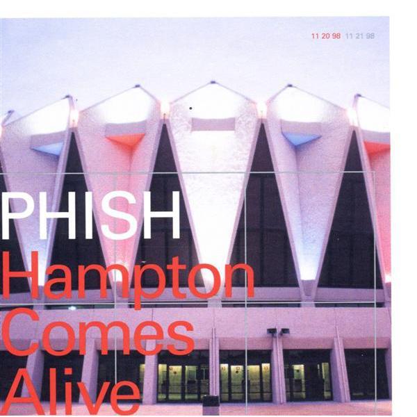 Hampton Comes Alive Digital Download Shop The Phish