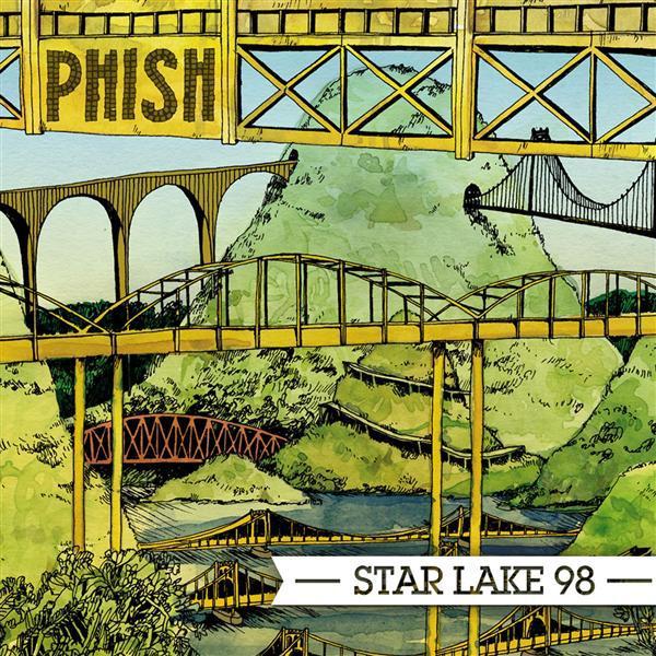 Star Lake '98 - Digital Download