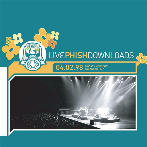 1998-04-02 Nassau Coliseum, Uniondale, NY - Digital Download