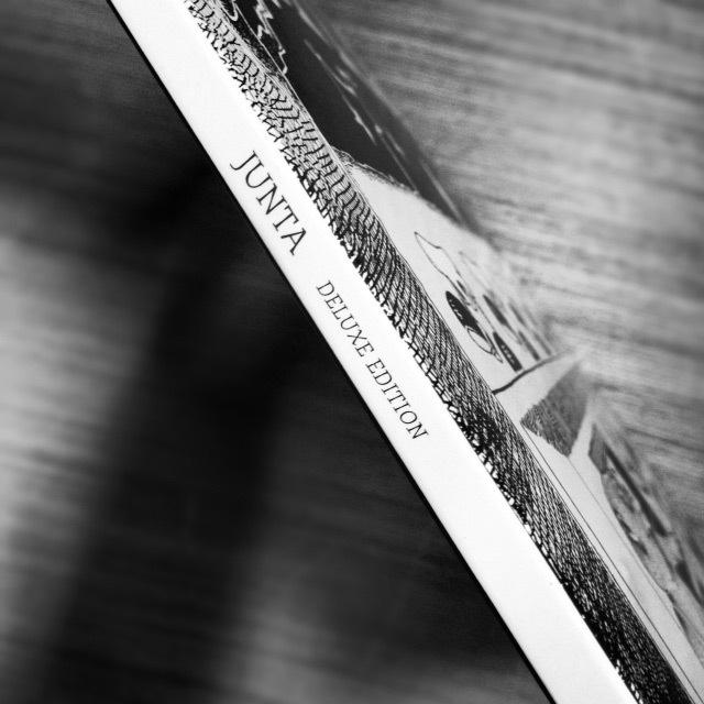 'Junta' 3-LP Vinyl