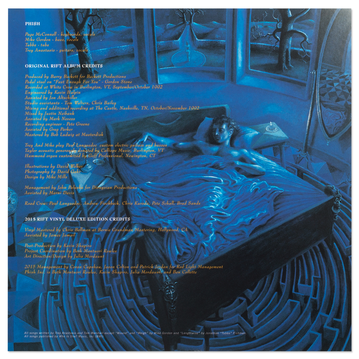 Rift 2-LP Deluxe Edition Vinyl