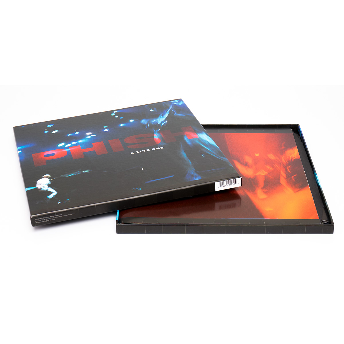 A Live One 4-LP Vinyl Box Set