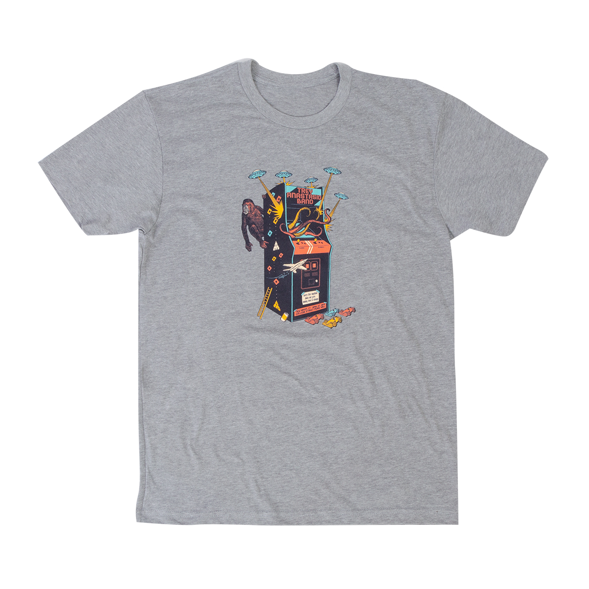 Trey Anastasio Band New Haven Event Tee