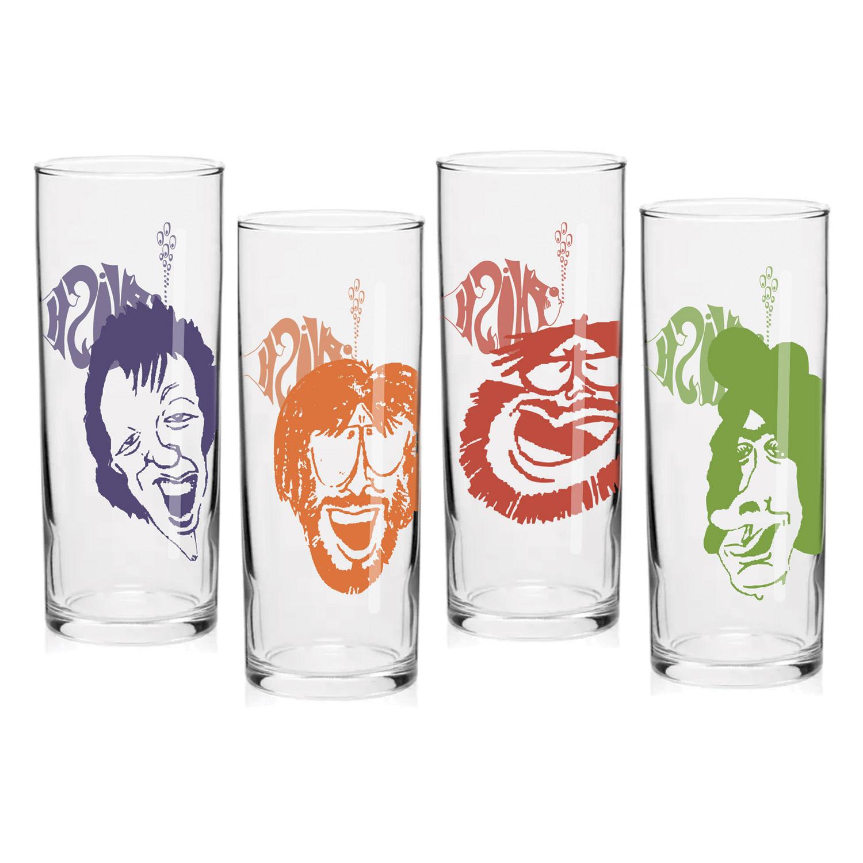 Pollock '93 Classic Caricature DAAM Glasses