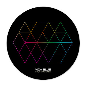 Crossing Lines Slipmat