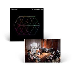 Vida Blue 'Crossing Lines' CD