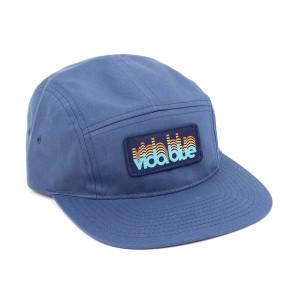 Vida Blue Patch Baseball Hat