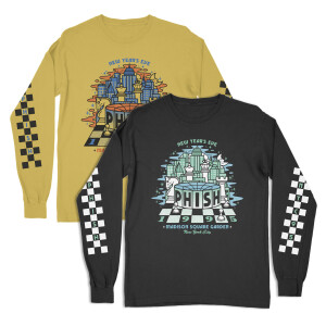 Checkmate New Year's 1995 Longsleeve Tee