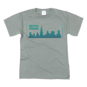 Chicago 2011 Audiophile Heavyweight Tee on Bay