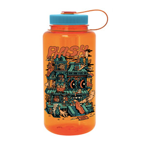 Halloween At Home 2020 Killer Acid Nalgene Waterbottle