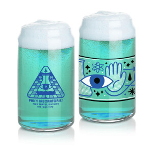 Phish Laboratories Can Glass Set Pre-Order