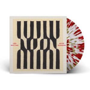 Leo Kottke & Mike Gordon Noon Limited Edition Splatter Vinyl