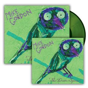 Mike Gordon - The Green Sparrow CD / LE Green LP