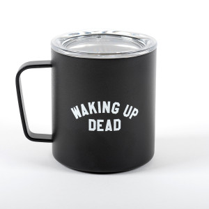 Waking Up Dead MIIR® Insulated Mug