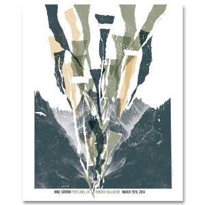 Mike Gordon Portland LE Poster