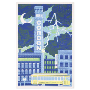 Mike Gordon Lowell LE Poster