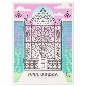 Mike Gordon Charleston LE Poster