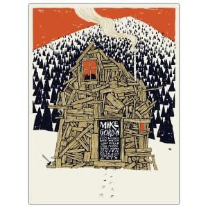 Mike Gordon February 6th Denver LE Poster