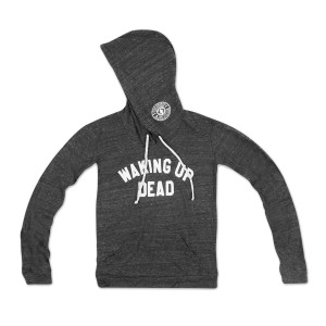 Women's Waking Up Dead Pullover Lightweight Hoodie