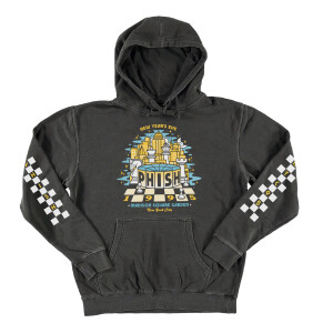 Checkmate New Year's 1995 Heavy Hoodie