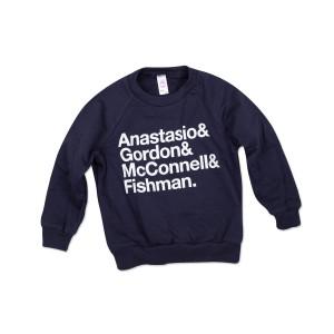 Kids Nomenclature Sweatshirt