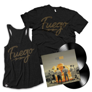 Diego LP Bundle (Black Vinyl)