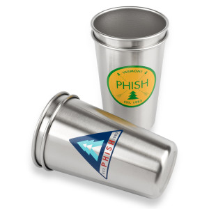 Camp and Tri-Pine Kleen Kanteen Pints