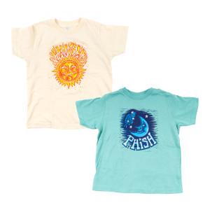 Pollock Sun & Moon Kids Tee