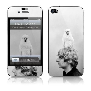 Mike Gordon iPhone 4/4S Skin