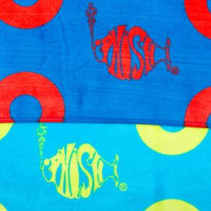 Fishman Donut Beach Towel
