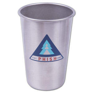 Klean Kanteen Tri-Pine Logo Pint Cup